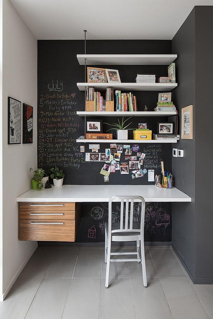 petit bureau decoration