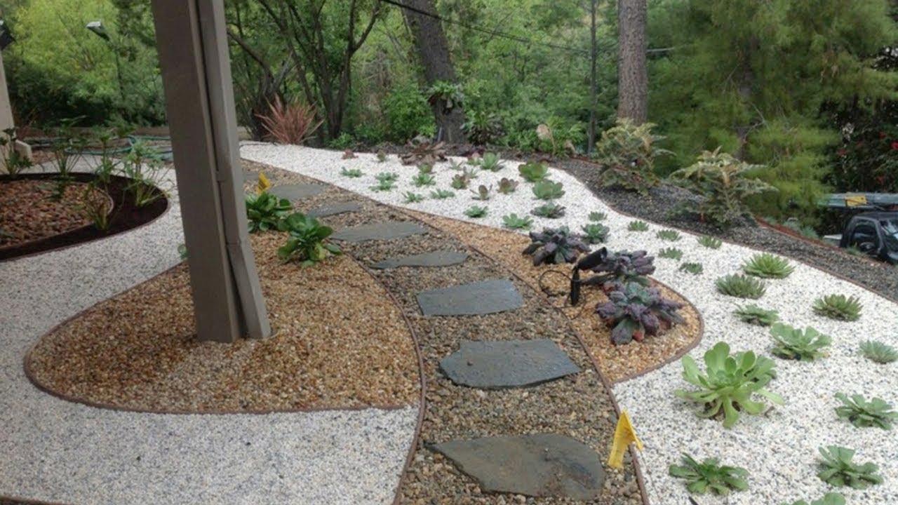 petit jardin deco minimaliste