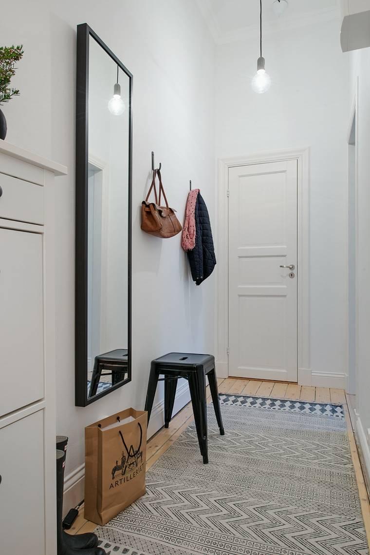 minimalisme entree idee simple