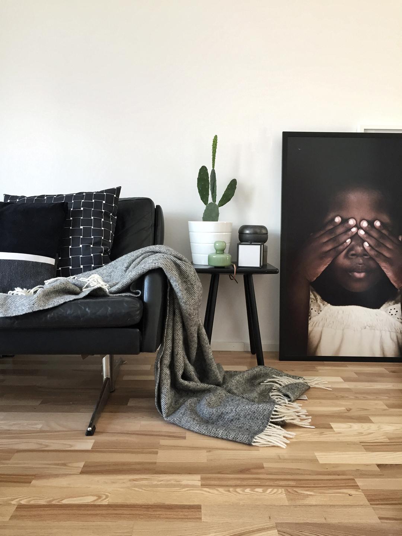 salon minimaliste desencombrement conseil