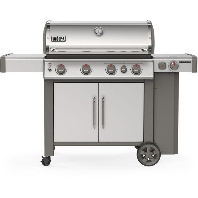 barbecue haut de gamme a gaz