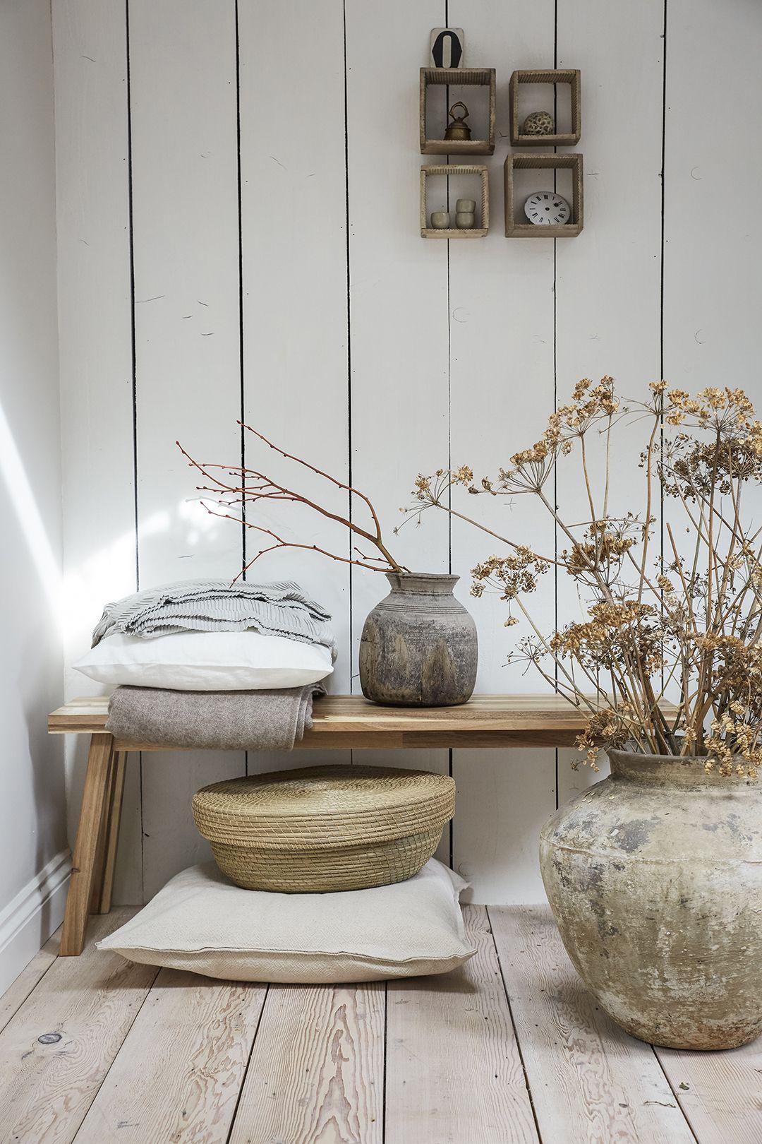 matiere slow et minimaliste idee bois decoration