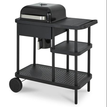 petit barbecue a charbon deco