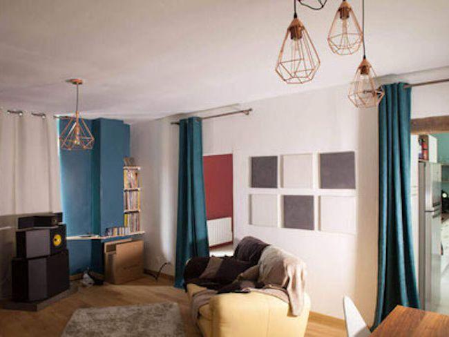 amélioration acoustique d'une pièce de la maison
