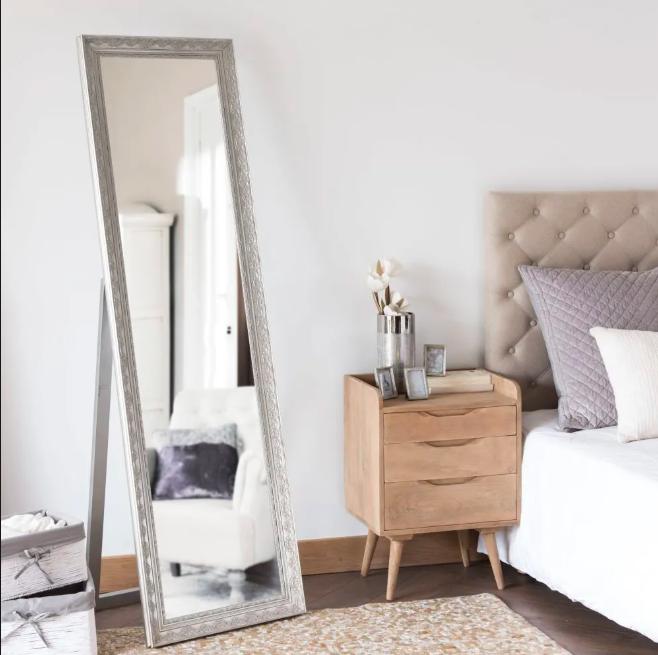 Top déco] 9 manières de décorer la chambre avec un miroir ...