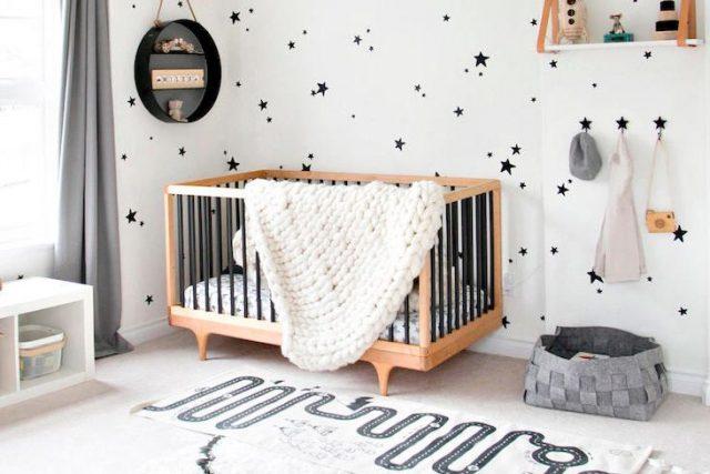 chambre bebe idee conseil decoration neutre genre