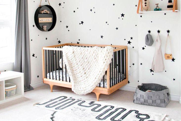 Enfant] Décorer la chambre de bébé sans savoir son sexe  Cocon