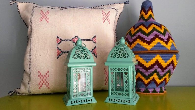 decoration lampe marocaine idee