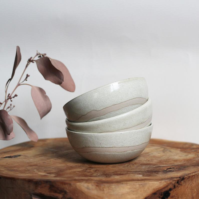 maison slow bol en gres creation artisanale