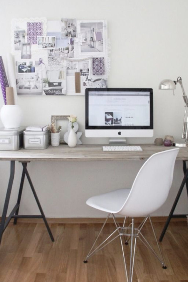 minimalisme bureau idee decoration 3