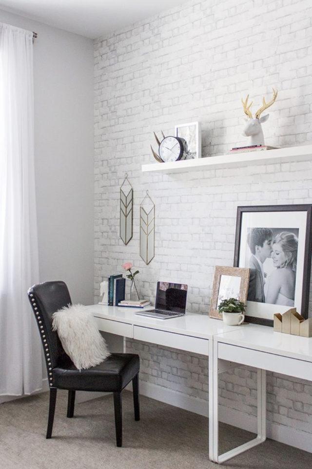 minimalisme bureau idee decoration 5