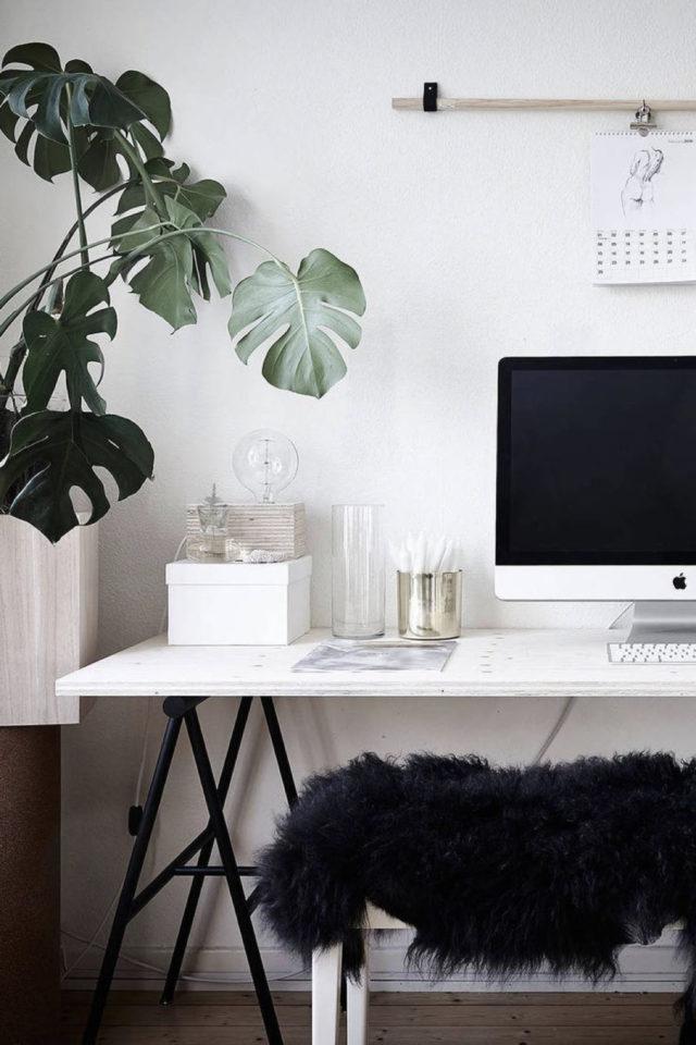 minimalisme bureau idee decoration 7