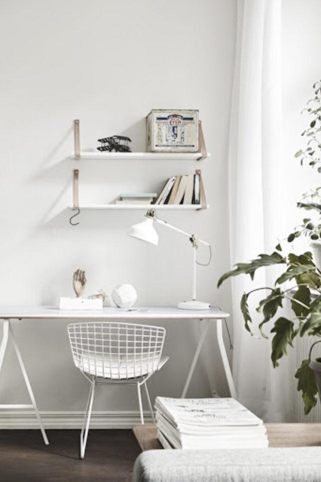 minimalisme bureau idee decoration 8