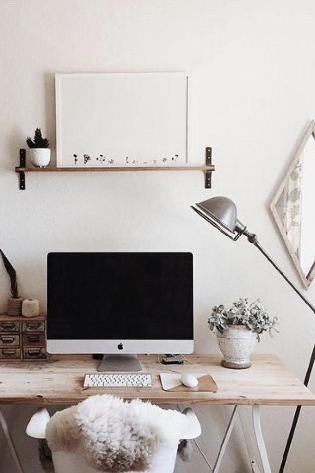 minimalisme bureau idee decoration 9