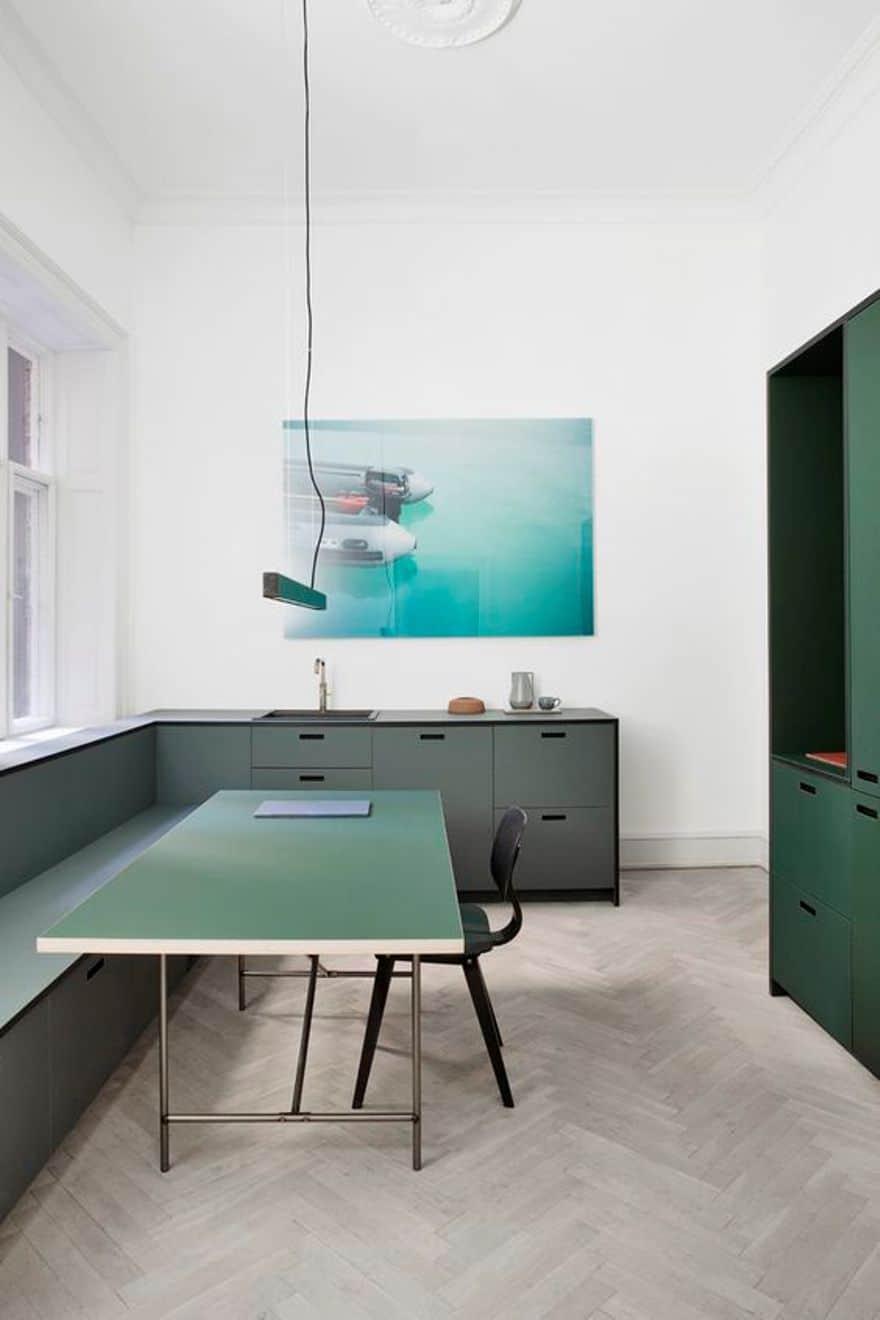 minimalisme couleur idee