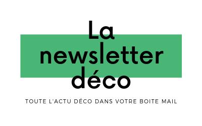 newsletter decoration cocon
