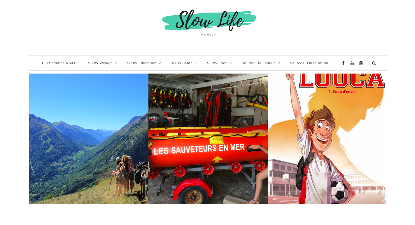 slowlife family blog voyage famille