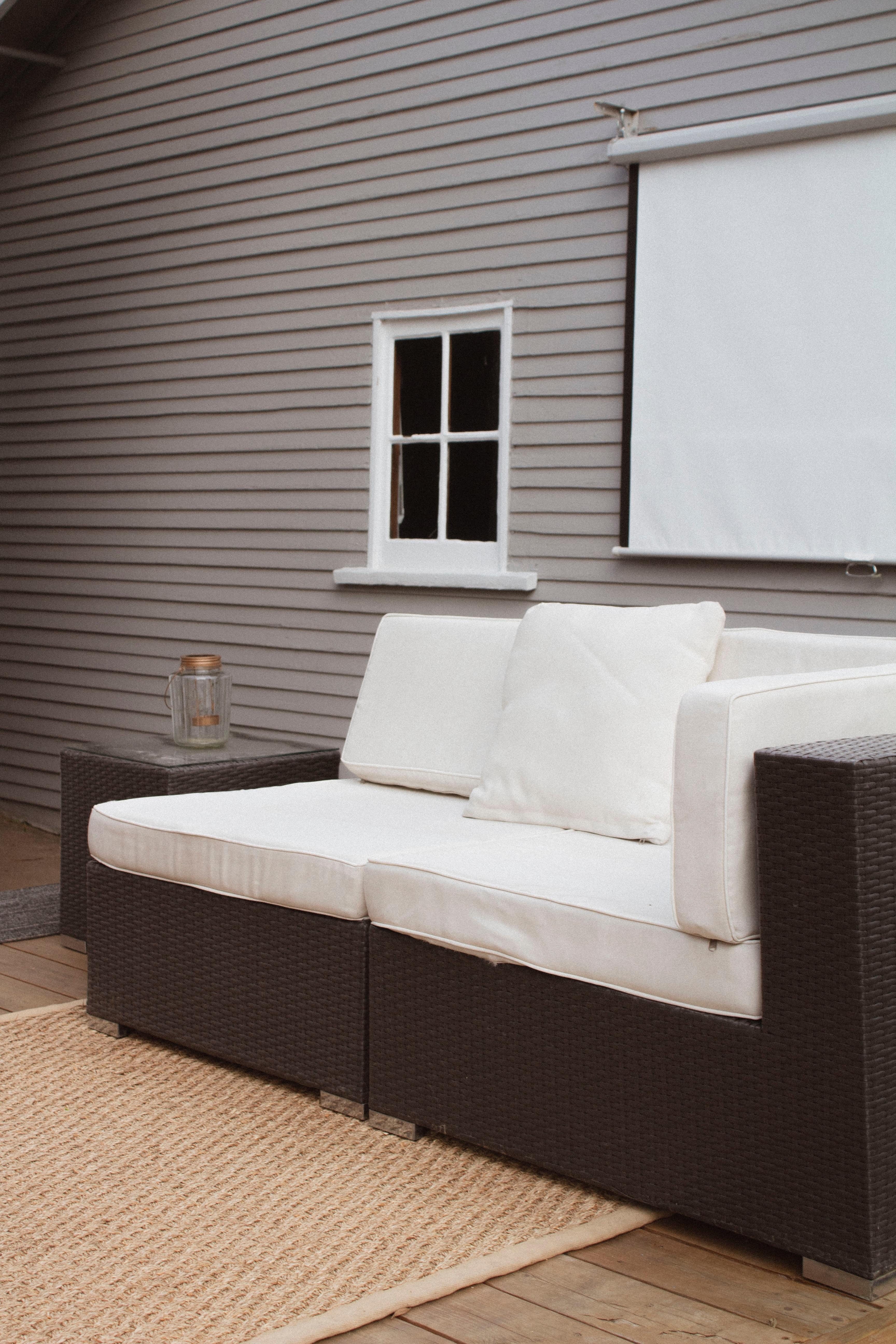 essentiel jardin mobilier confortable
