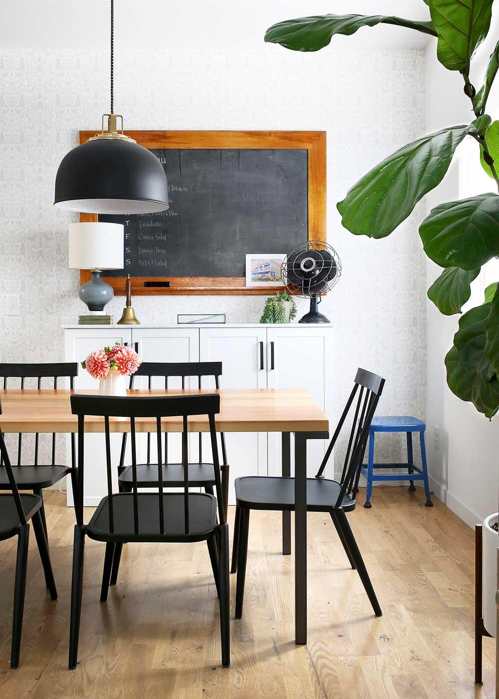 insdispensable minimaliste salle a manger decoration