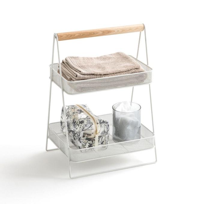 rangement appoint salle de bain petite etagere deco tendance