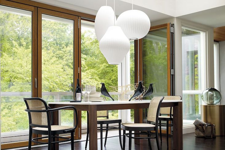 suspension salle a manger idee decoration