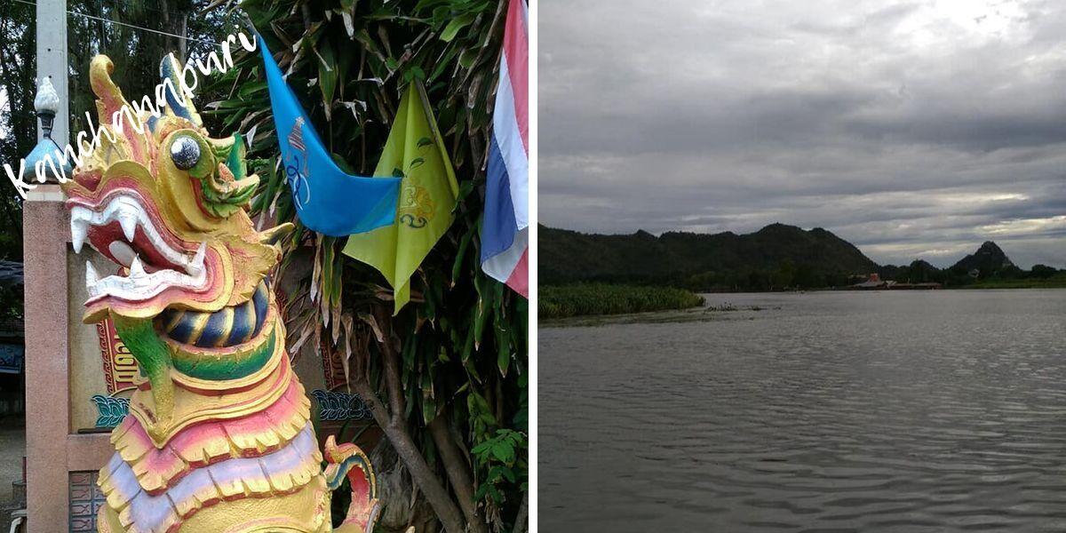 3 ans nomade kanchanaburi
