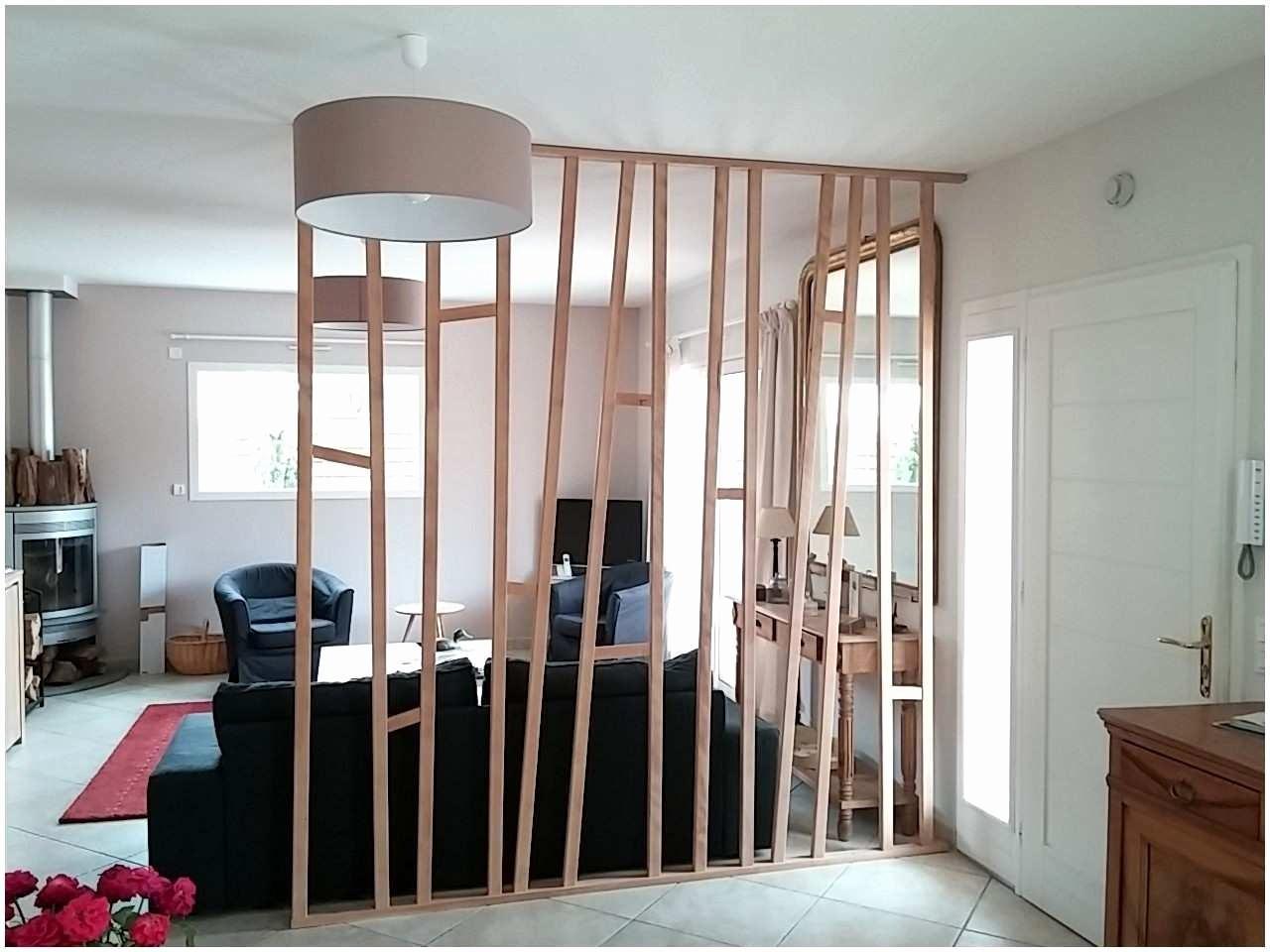 claustra decoration minimaliste entree salon