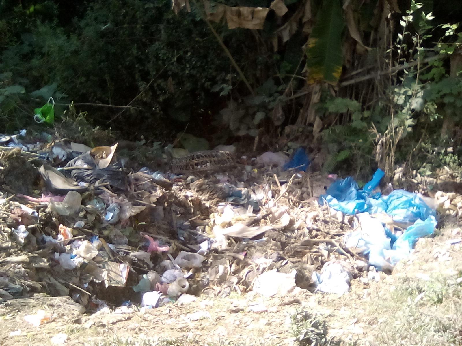 dechet asie muang ngoi poubelle