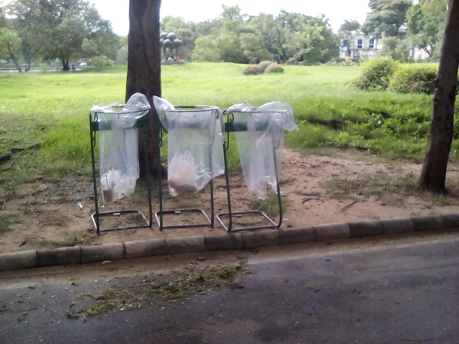 dechet asie thailande bangkok poubelle