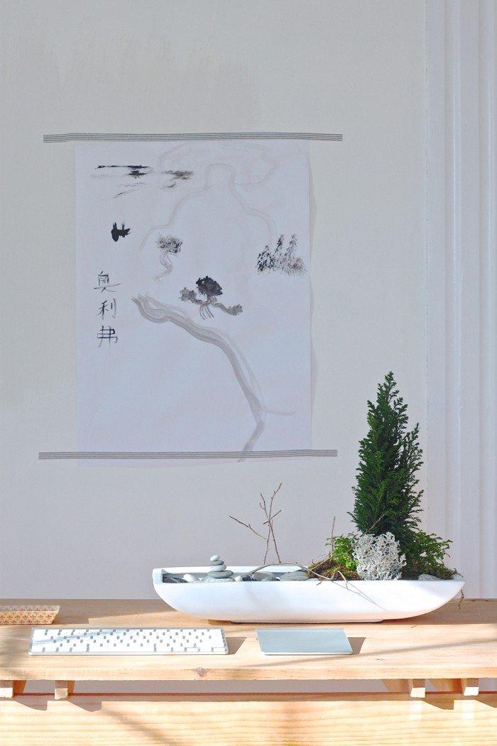 diy jardin zen classique idee
