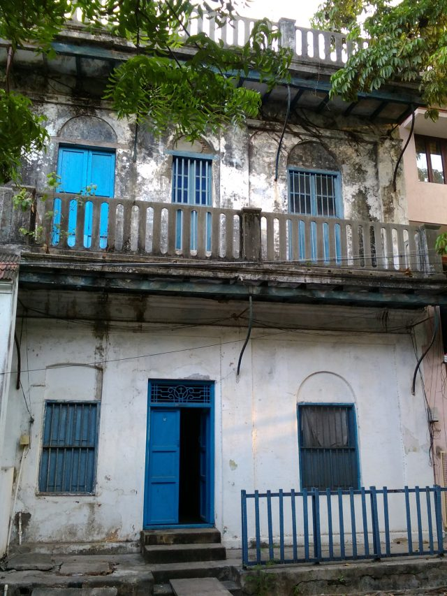 pondicherry voyage architecture