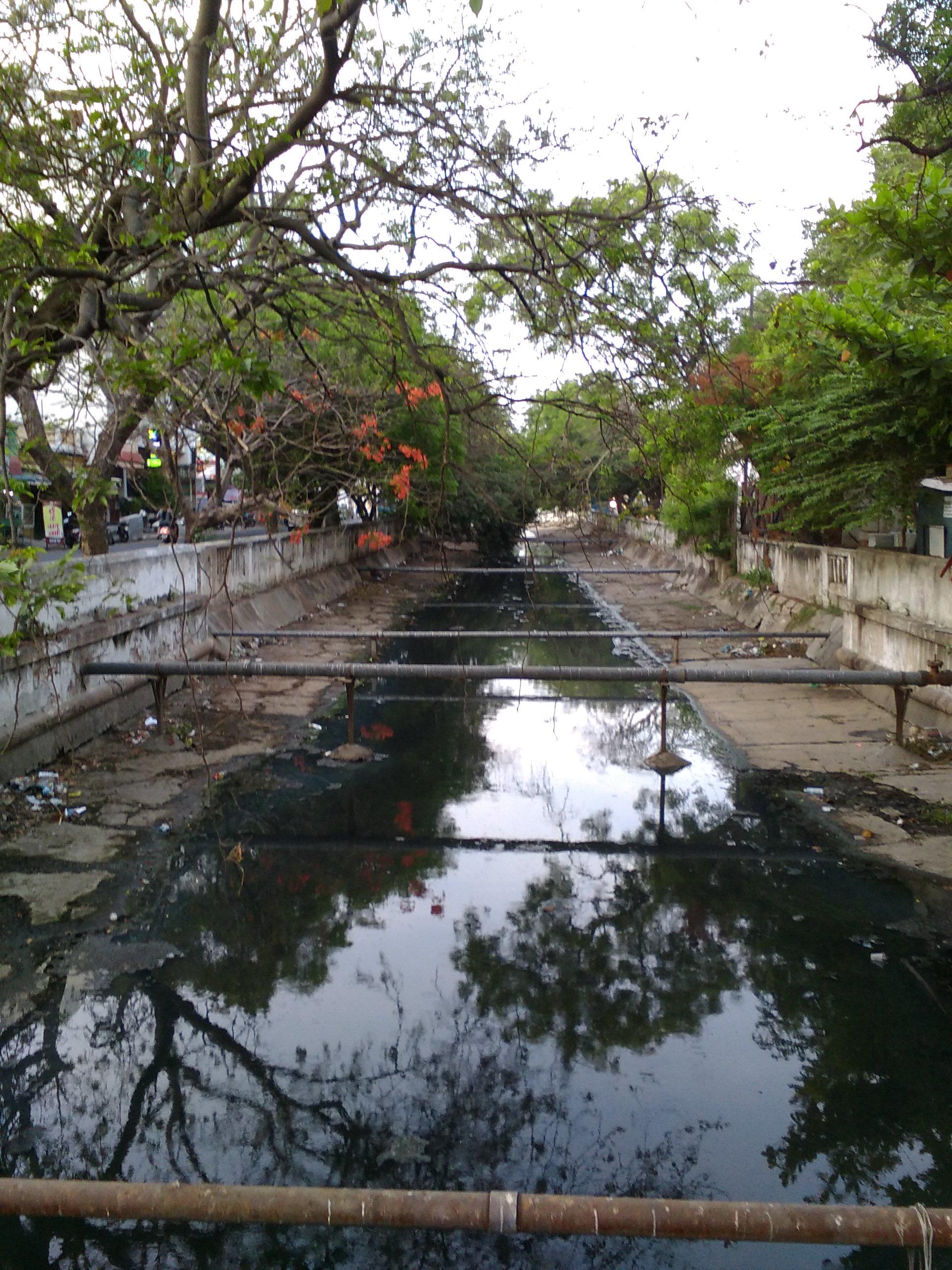 pondicherry voyage canal