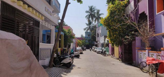 pondicherry voyage quartier rue