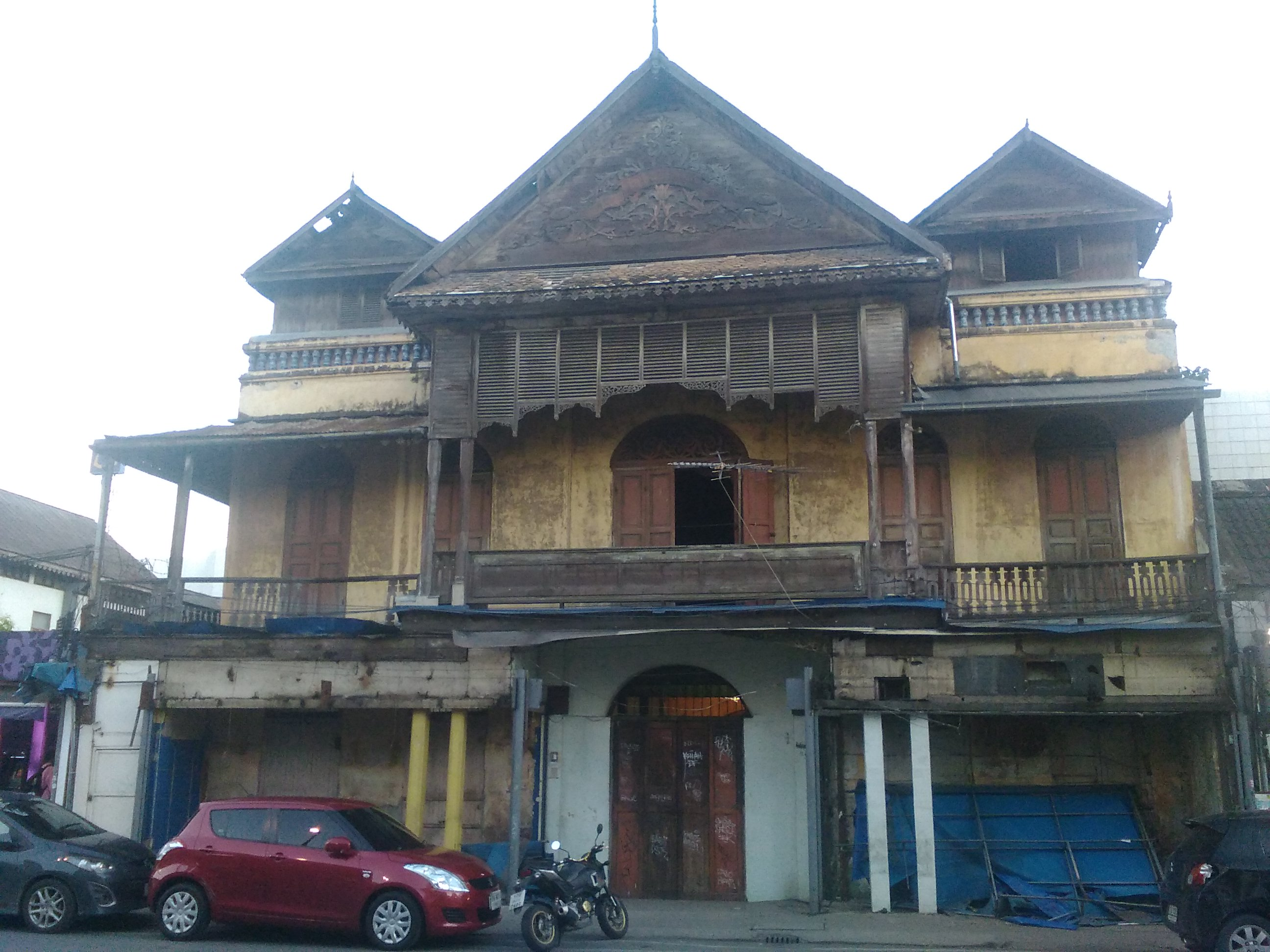 chiang mai architecture thailande