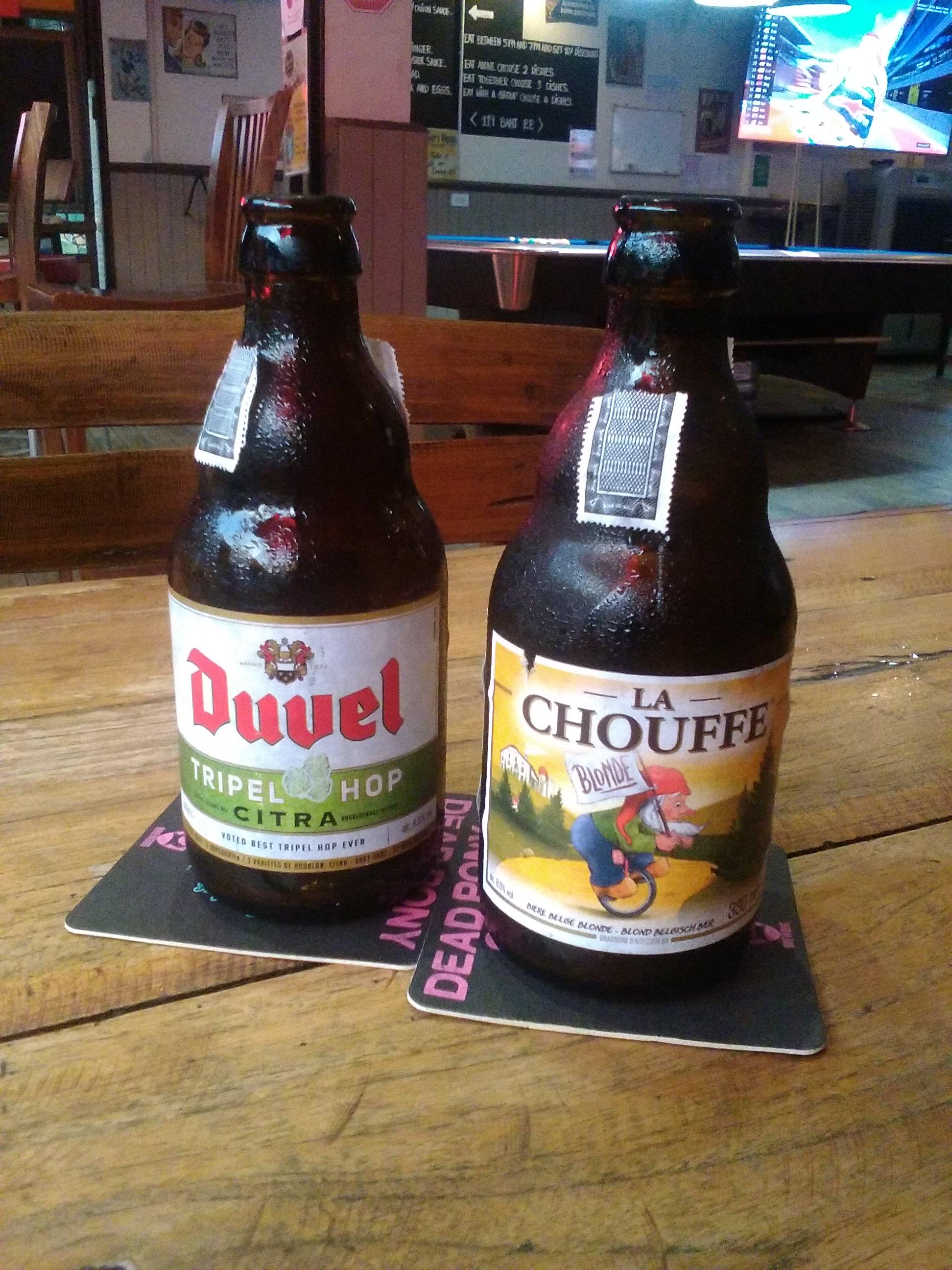 chiang mai biere belge