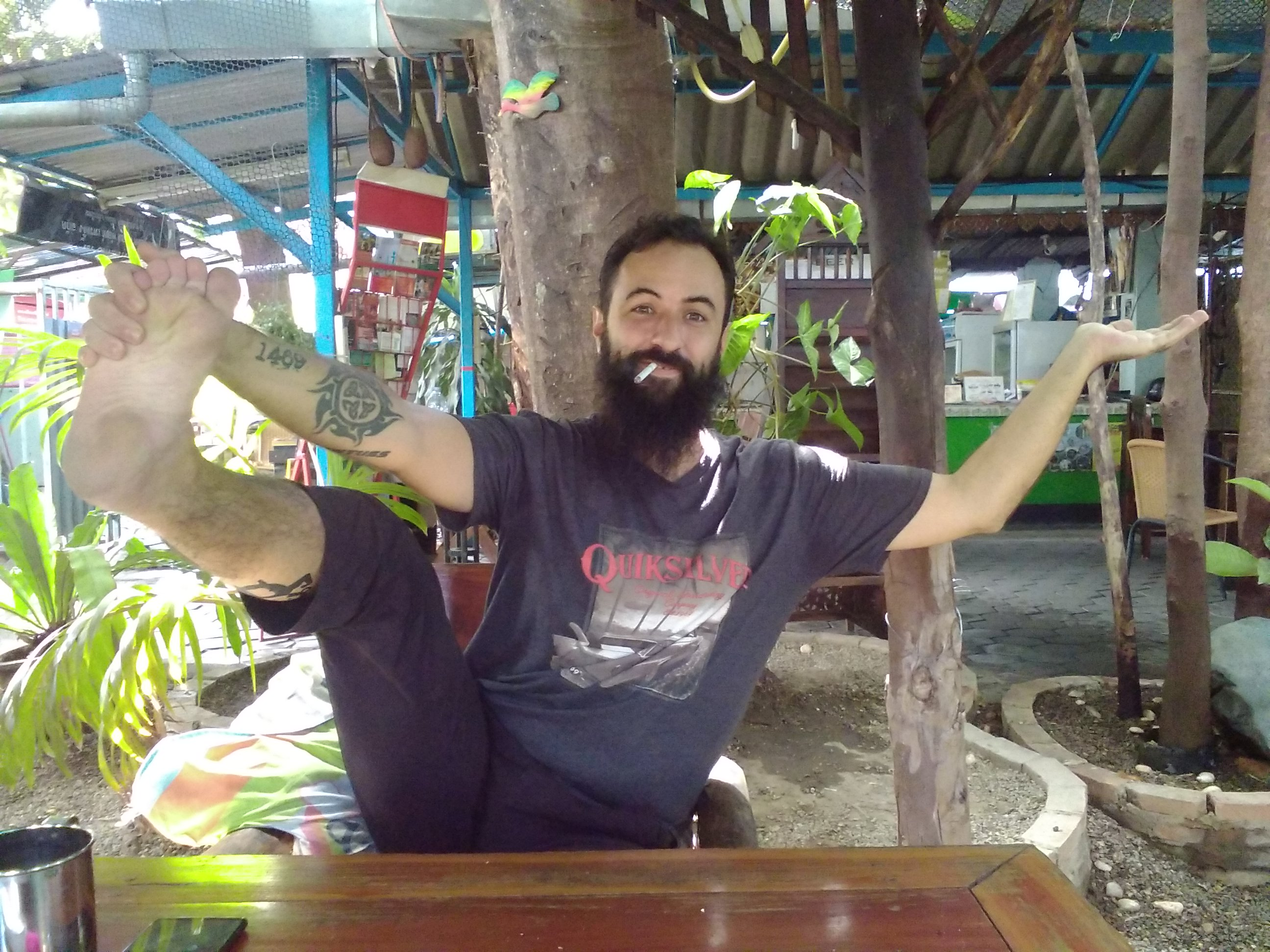 chiang mai nomade voyage asie