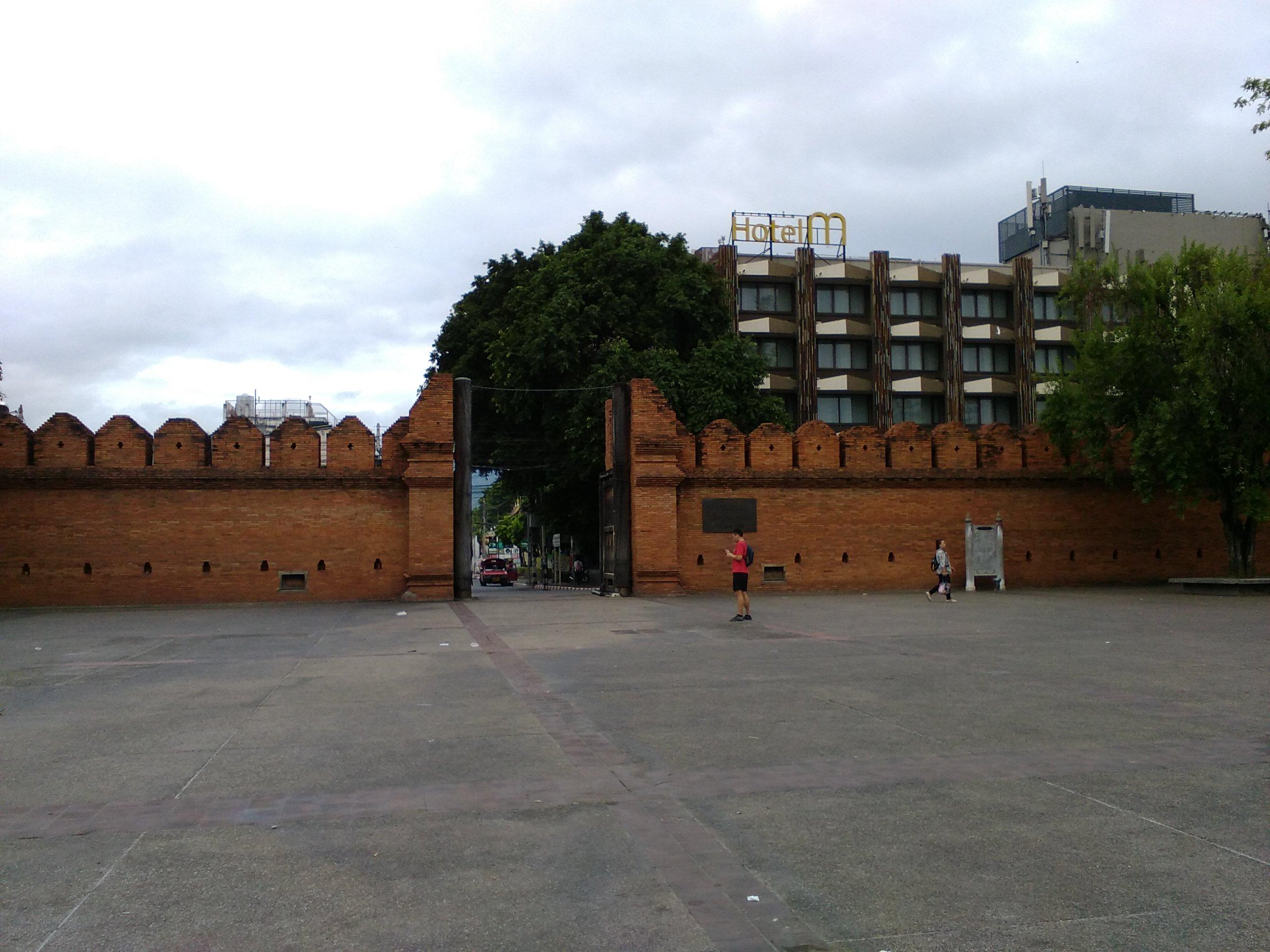 chiang mai porte ville