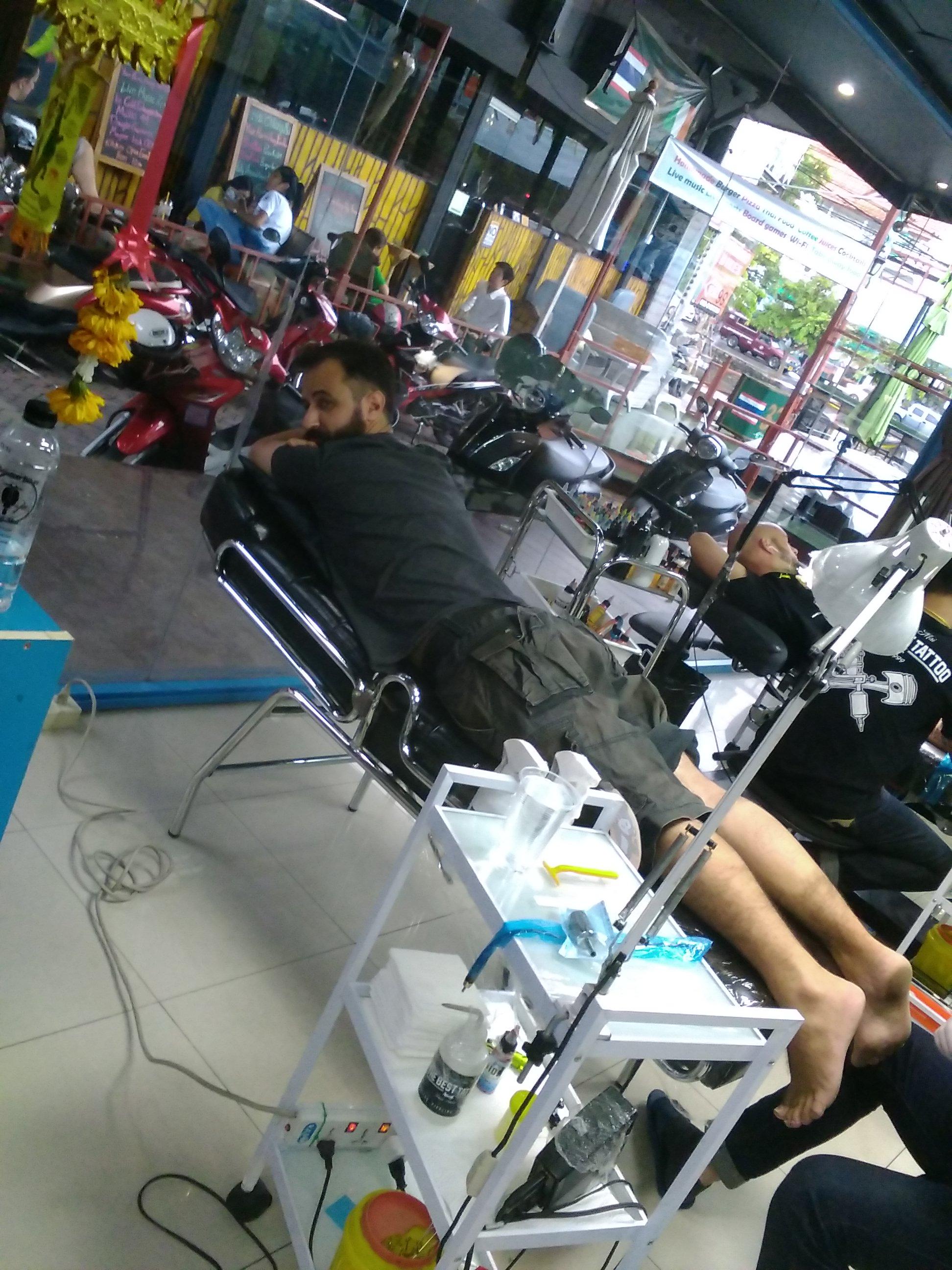 chiang mai tatouage 2019