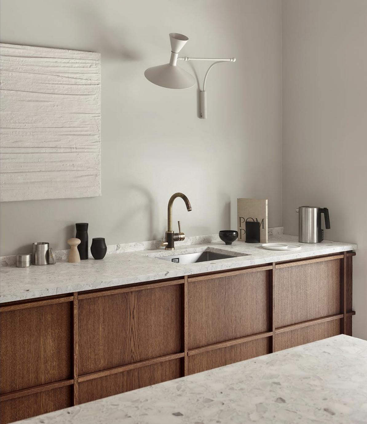 minimalisme detachement objet cuisine