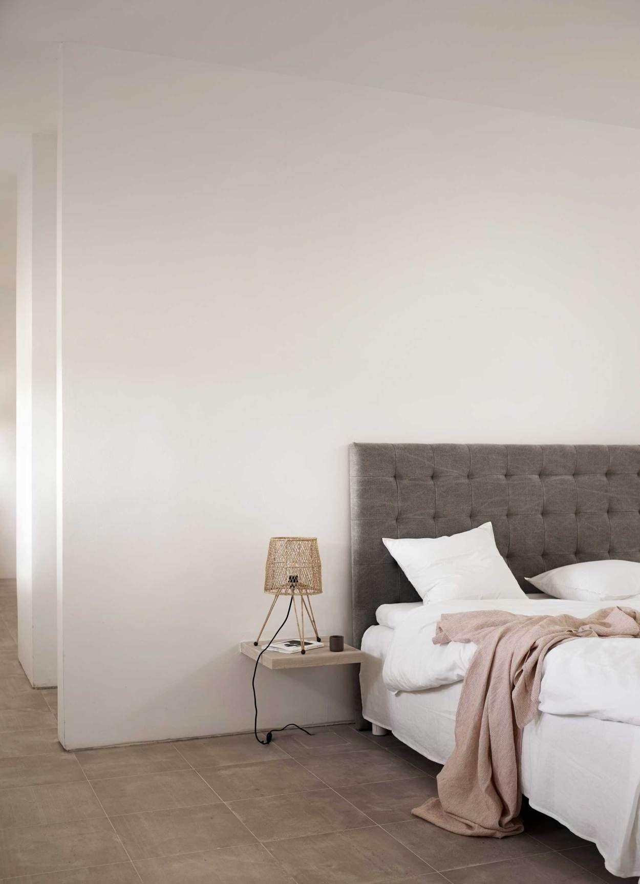 minimalisme detachement objets chambre