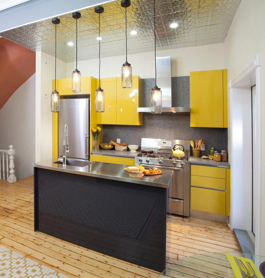 petite cuisine couleur conseil decoration
