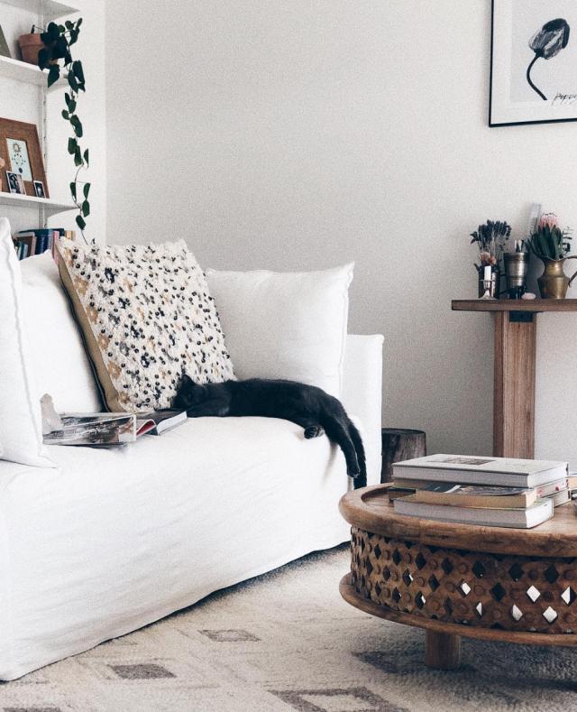 salon slow hiver confort minimaliste