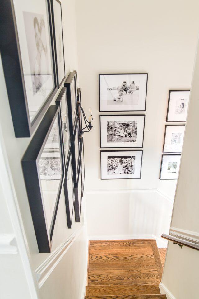 cadre deco escalier photo galerie