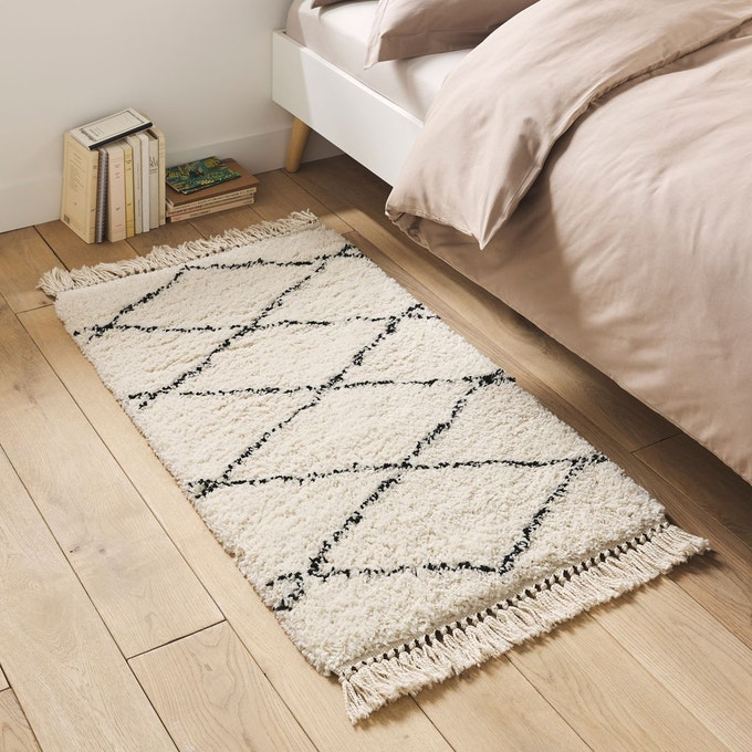 chambre descente de lit berbere