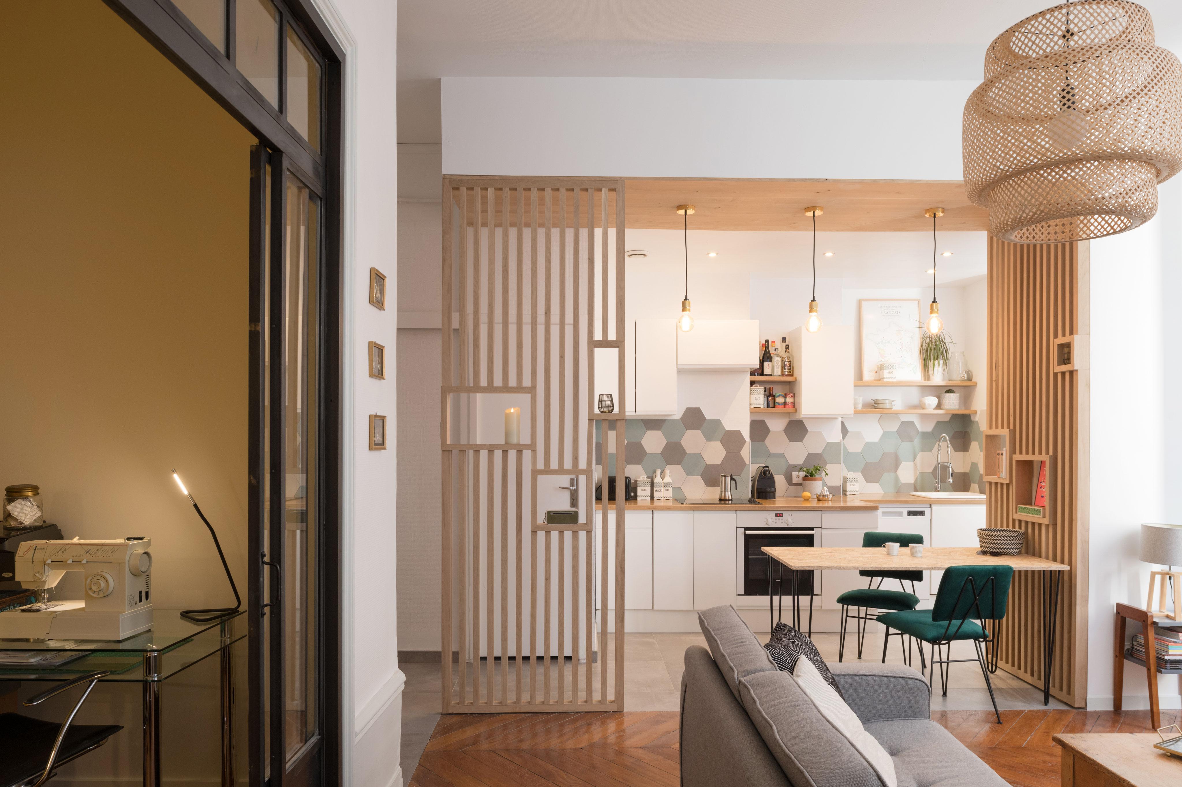 claustra salon separation espace