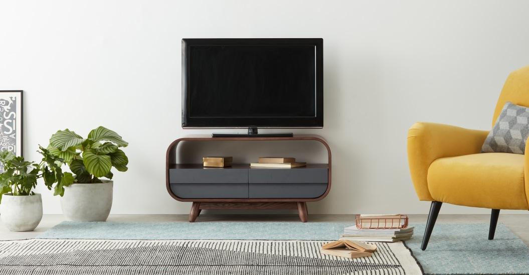 meuble tele compact petit salon