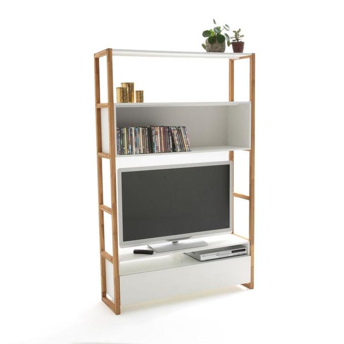 meuble television etagere gain de place