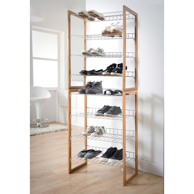mobilier entree chaussure ouvert