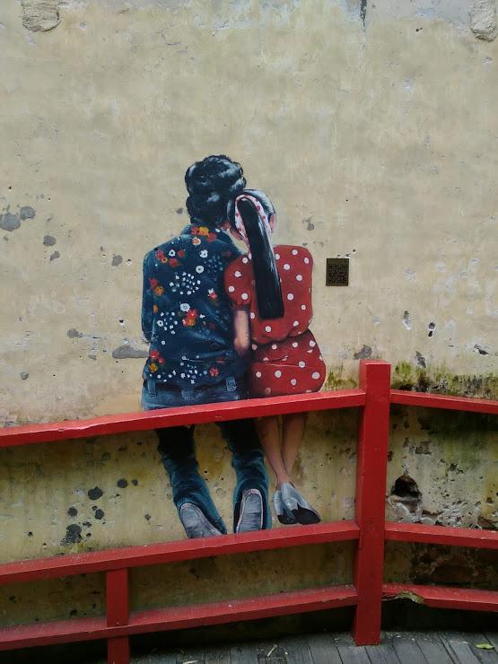 nomade KL streetart