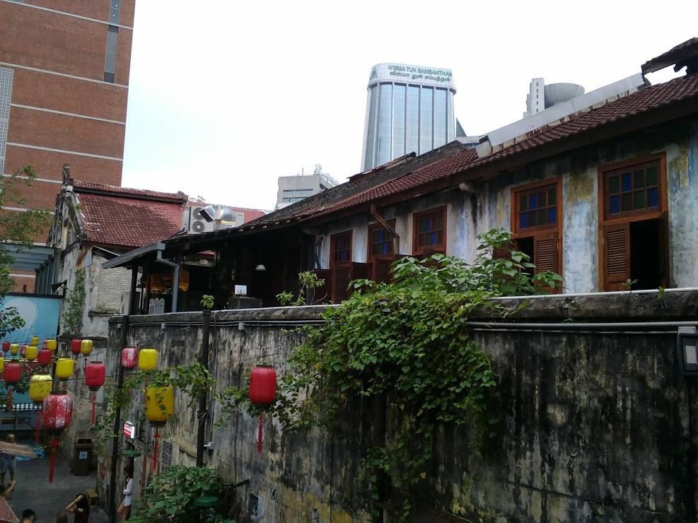 nomade kuala lumpur architecture chinoise
